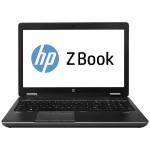 ZBook 15 Mobile Workstation , Intel Core i7 4800MQ 2.7Ghz (4th Gen) F9Y23UP, 500GB HDD,  8GB RAM, Windows 10 Pro 64-bit - Refurbished