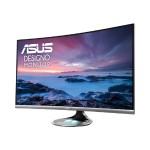 "Designo Curve MX32VQ - LED monitor - curved - 31.5"" - 2560 x 1440 WQHD - VA - 300 cd/m² - 3000:1 - 4 ms - 2xHDMI, DisplayPort - speakers - black, space gray"