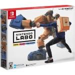 Labo Toy-Con 02 Robot Kit