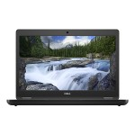"""Latitude 5490 8th Gen Intel Core i5 8350U / 1.7 GHz - Win 10 Pro 64-bit - 8 GB RAM - 500 GB HDD - 14"""" 1920 x 1080 (Full HD) - UHD Graphics 620 - Wi-Fi, Bluetooth - BTS - with 1 Year  Hardware Service with Onsite/In-Home Service After Remote Diagnosis"""