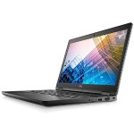 """Latitude 5590 8th Gen Intel Core i5-8350U Quad-Core 1.7GHz Notebook PC - 8GB RAM, 500GB HDD, 15.6"""" 1366 x 768 (HD), UHD Graphics 620, Wi-Fi, Bluetooth, BTS with 1 Year Hardware Service with Onsite/In-Home Service After Remote Diagnosis"""