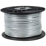 1000ft 6 Wire Stranded Silver