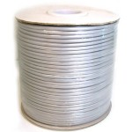 1000ft 8 Wire Stranded Silver