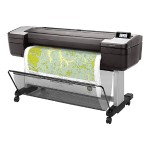 "DesignJet T1700 PostScript - 44"" large-format printer - color - ink-jet - 44 in x 66 in - 2400 x 1200 dpi - up to 0.6 min/page - Gigabit LAN, USB host"