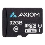 MSDHC10U132-AX - Flash memory card - 32 GB - UHS-I U1 / Class10 - microSDHC UHS-I