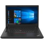 "ThinkPad T480 20L5 8th Gen Intel Core i7-8650U 1.9GHz Notebook PC - 16GB RAM, 512GB SSD TCG Opal Encryption 2, NVMe,  14"" IPS Touchscreen 1920x1080 (Full HD), UHD Graphics 620, Wi-Fi, Bluetooth, Microsoft Win 10 Pro 64-bit - Black"