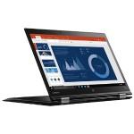 "ThinkPad X1 Yoga 20LD - Flip design 8th Gen Intel Core i7 8650U / 1.9 GHz - Win 10 Pro 64-bit - 16 GB RAM - 1 TB SSD TCG Opal Encryption 2, NVMe - 14"" IPS touchscreen 2560 x 1440 (WQHD) - UHD Graphics 620 - Wi-Fi, Bluetooth - Black"