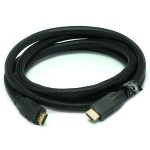 6ft Commercial Series High Speed HDMI Cable - Black