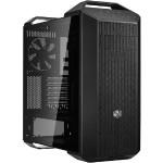 "MasterCase MC500 E-ATX (up to 12"" x 10.7""), ATX, Micro-ATX, Mini-ITX Case - No Power Supply - Dark Metallic Grey Exterior with Black Interior"