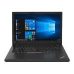 """ThinkPad T480 20L5 8th Gen Intel Core i5-8350U Quad-Core 1.7GHz Notebook PC - 8GB RAM, 512GB SSD TCG Opal Encryption 2 NVMe, 14"""" IPS 1920 x 1080 (Full HD), UHD Graphics 620, Wi-Fi, Bluetooth, Microsoft Windows 10 Pro 64-bit - Black"""