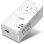 Powerline 1300 AV2 Adapter Kit with Built-in Outlet