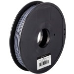 MP Select ABS Plus+ Premium 3D Filament 0.5kg 1.75mm - Gray