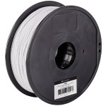 MP Select ABS Plus+ Premium 3D Filament 1kg 1.75mm - White