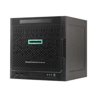 Hewlett Packard Enterprise ProLiant MicroServer Gen10 Entry - Server - ultra micro tower - 1-way - 1 x Opteron X3216 / 1.6 GHz - RAM 8 GB - SATA - non-hot-swap - no HDD - GigE - monitor: none 873830-S01