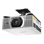 REALiS WUX5800Z - LCOS projector - 5800 lumens - WUXGA (1920 x 1200) - 16:10 - 1080p - no lens - 802.11n wireless / LAN