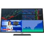 """Z43 - LED monitor - 42.5"""" (42.5"""" viewable) - 3840 x 2160 4K - IPS - 350 cd/m² - 1000:1 - 5 ms - HDMI, DisplayPort, Mini DisplayPort, USB-C - black pearl"""