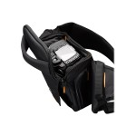 SLR Sling - Sling bag for camera and lenses - rugged - nylon - black