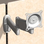 Office Furniture Bracket for Steelcase Series 9000 system