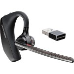 Voyager 5200 UC - Headset - on-ear - Bluetooth - wireless, wired