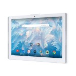 """ICONIA ONE 10 B3-A40-K6JH - Tablet - Android 7.0 (Nougat) - 16 GB eMMC - 10.1"""" IPS (1280 x 800) - USB host - microSD slot - marble white"""