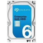"6TB Enterprise NAS HDD 7200RPM SATA 3.5"" Internal Bare Drive - Refurbished"