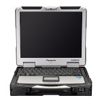 """Toughbook 31 Premium Public Sector Service Package - Core i5 5300U / 2.3 GHz - Win 10 Pro - 8 GB RAM - 256 GB SSD - 13.1"""" touchscreen 1024 x 768 - HD Graphics 5500 - Wi-Fi - 4G - rugged - with Toughbook Preferred / Toughbook Protection Plus /  Deployment"""