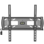 "Fixed TV Wall Mount 32-55"", Heavy Duty, Security, Televisions & Monitors - Flat/Curved, UL Certified"