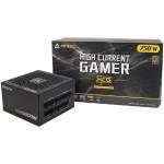 High Current Gamer Gold HCG750 - Power supply (internal) - ATX12V 2.4/ EPS12V - 80 PLUS Gold - AC 100-240 V - 750 Watt - active PFC