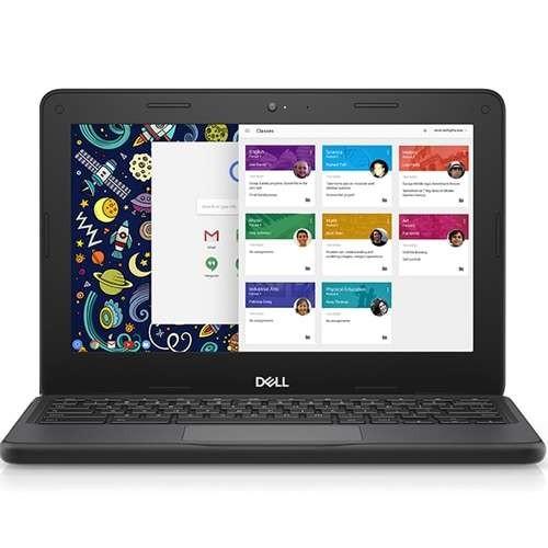 PCM | Dell, Chromebook 5190 Education - Celeron N3350 / 1 1 GHz - Chrome OS  - 4 GB RAM - 16 GB eMMC - 11 6