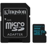 Canvas Go! 32GB microSD Card with SD Adapter