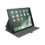 Balance Folio - Protective case for tablet - polyurethane leather - black, slate gray - for Apple iPad mini 4