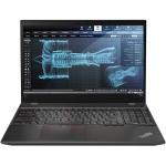 "ThinkPad P52s 8th Gen Intel Core i7-8550U Quad-Core 1.80GHz Notebook PC - 16GB RAM, 512GB SSD TCG Opal Encryption 2, NVMe - 15.6"" UHD 4K (3840x2160) IPS Display, NVIDIA Quadro P500, WiFi, BT, WWAN Upgradable, Windows 10 Pro 64 - Black"