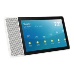 Smart Display - Smart home control system - wireless - 802.11ac, Bluetooth 4.2 - bamboo