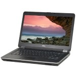 "Latitude E6440 Notebook - 14"" HD Display, Intel Core i5-4300M Dual-Core 2.60GHz, 8GB RAM, 250GB 7200rpm SATA, DVD-ROM, Windows 10 Professional 64-bit - Refurbished"
