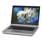 Elitebook 8460P Notebook 14HD Intel Core  i5-2520M 2.5GHz 160GB HD DVD-ROM Windows 10 Professional 64bit Refurbished