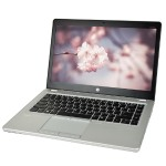 "EliteBook Folio 9480M Intel Core i5-4210U Dual-Core 1.7GHz Notebook PC - 8GB DDR3L, 256GB SSD, 14"" HD Display, Integrated Graphics, Gigabit Ethernet, DP, VGA, Microsoft Windows 10 Pro 64-bit - Refurbished"