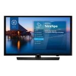 "HG49NE478HF - 49"" Class - HE478 series - Pro:Idiom LED display - with TV tuner - hotel / hospitality - 1080p (Full HD) 1920 x 1080 - black"