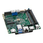 Next Unit of Computing Board NUC7I7DNBE - Motherboard - UCFF -  Core i7 8650U - USB 3.0 - Gigabit LAN - onboard graphics - HD Audio