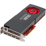 FirePro W8100 - Graphics card - FirePro W8100 - 8 GB GDDR5 - PCIe 3.0 x16 - 4 x DisplayPort