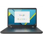 "N42-20 Touch Chromebook 80VJ - Celeron N3060 / 1.6 GHz - Chrome OS - 4 GB RAM - 32 GB eMMC - 14"" touchscreen 1366 x 768 (HD) - HD Graphics 400 - Wi-Fi, Bluetooth - black"