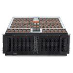 WD Ultrastar Data60 SE4U60-60 SE-4U60-10F03 - Storage enclosure - 60 bays (SAS-3) - HDD 10 TB x 60 - rack-mountable - 4U