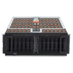 Ultrastar Data60 SE-4U60-08F04 - Storage enclosure - 480 TB - 60 bays (SAS-3) - HDD 8 TB x 60 - rack-mountable - 4U