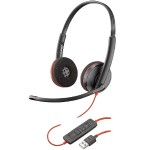 Blackwire 3220, USB-A USB Headset