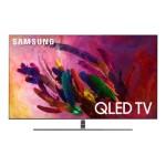 "QN75Q7FNAF - 75"" Class (74.5"" viewable) - Q7F Series QLED TV - Smart TV - 4K UHD (2160p) 3840 x 2160 - HDR - edge-lit, Quantum Dot technology, Ultra Slim Array - eclipse silver"