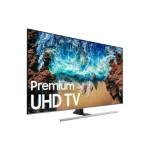 "UN55NU8000F - 55"" Class (54.6"" viewable) - 8 Series LED TV - Smart TV - 4K UHD (2160p) 3840 x 2160 - HDR - edge-lit, Supreme UHD dimming - slate black"