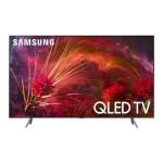 "QN55Q8FNBF - 55"" Class (54.6"" viewable) - Q8FN Series QLED TV - Smart TV - 4K UHD (2160p) 3840 x 2160 - HDR - full array, Quantum Dot technology - silver carbon"