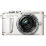 E-PL9 Mirrorless Micro Four Thirds Digital Camera (White)