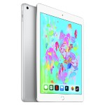 iPad Wi-Fi 32GB - Silver - Released 2018