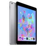 iPad Wi-Fi 128GB - Space Gray - Released 2018