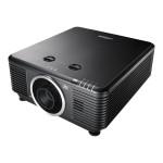 DU7090Z - DLP projector - laser/phosphor - 3D - 6000 ANSI lumens - WUXGA (1920 x 1200) - 16:10 - 1080p - no lens - LAN